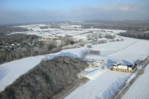 Winter balloon flights